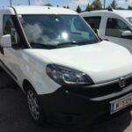 Fiat Doblo Cargo Maxi L2H1 1.6 MultiJet 105PS SX, VORFÜHRWAGEN full