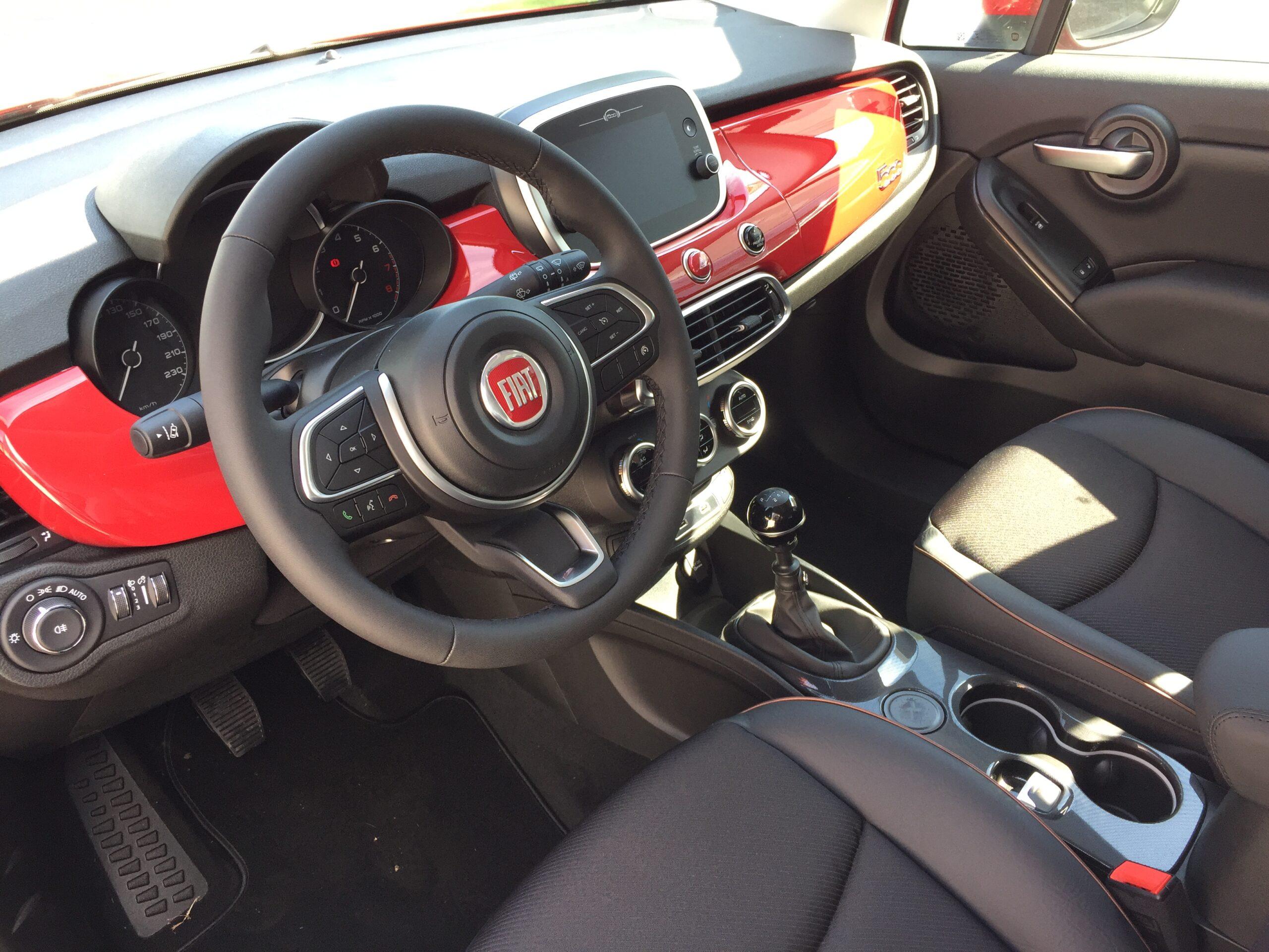Fiat 500X Urban FireFly Turbo 120 Lounge, NEUWAGEN full