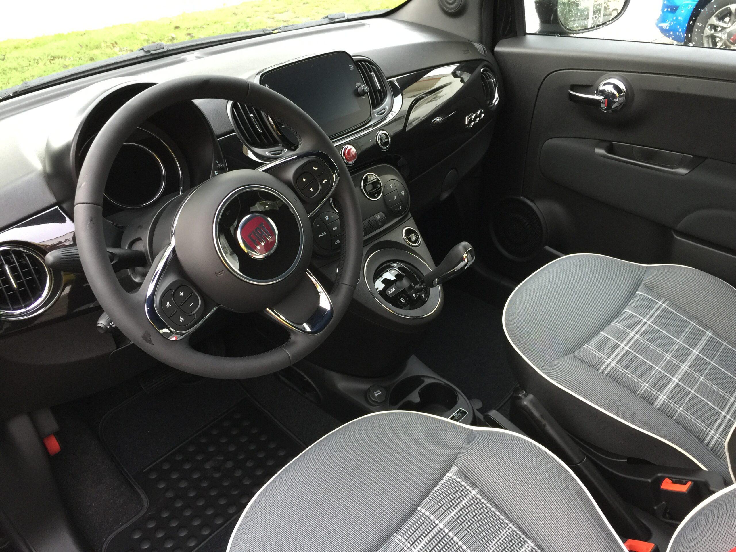 Fiat 500 1.2 FIRE 70 Dualogic Lounge, NEUWAGEN full