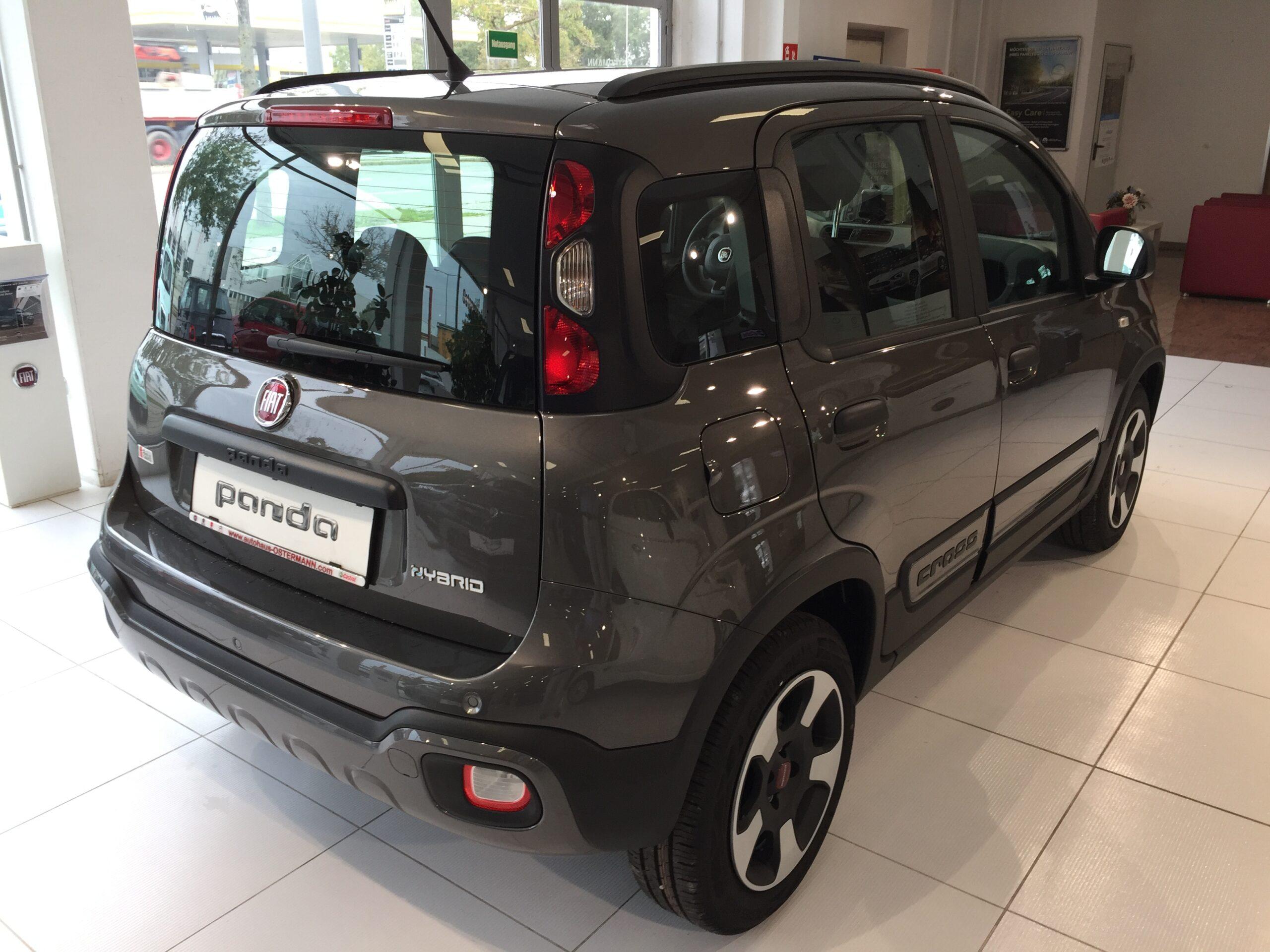 Fiat Panda 1.0 FireFly Hybrid 70 City Cross, NEUWAGEN full