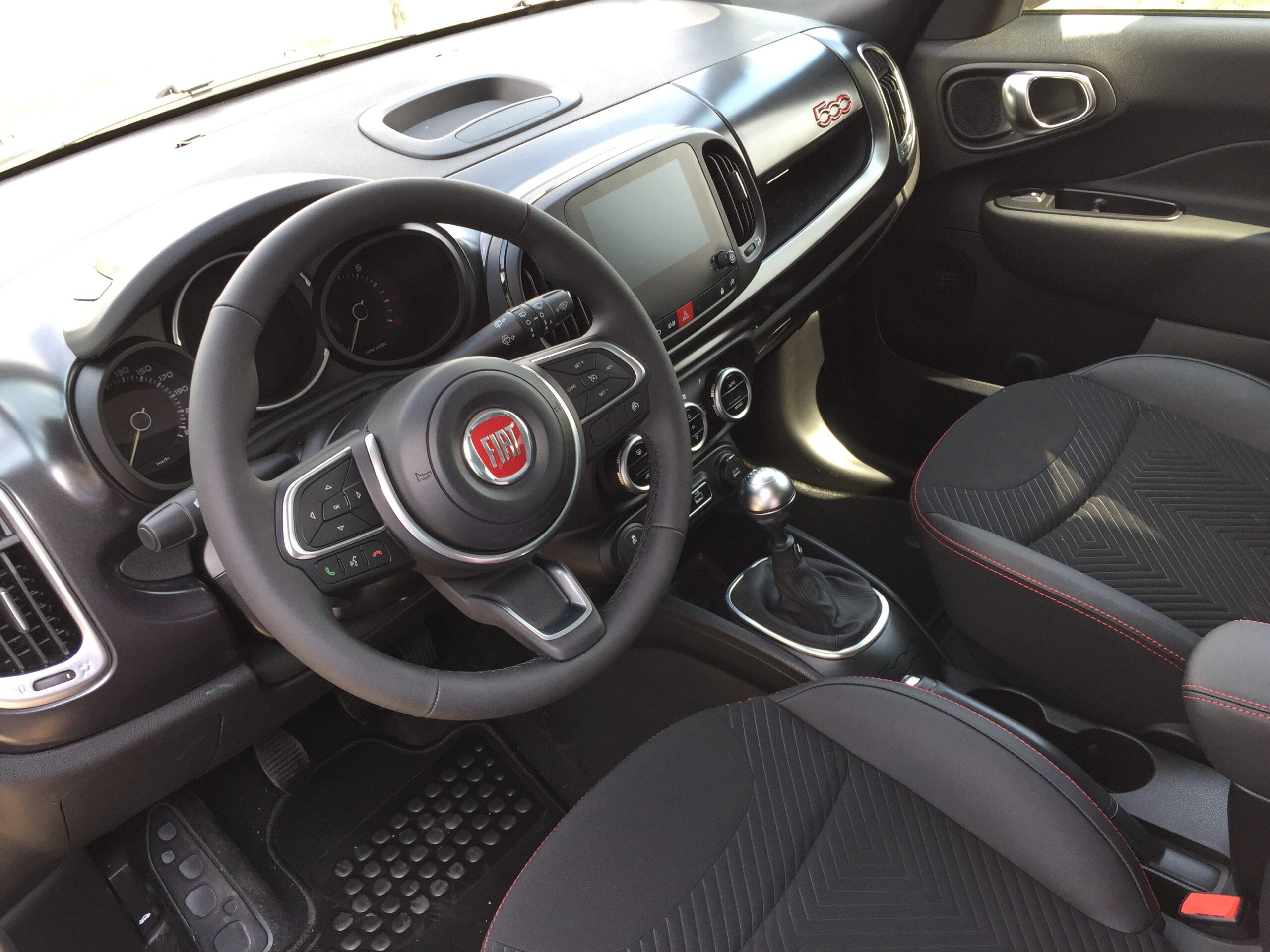 Fiat 500L 1.4 16V 95 Sport, NEUWAGEN full